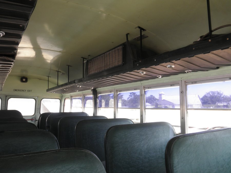 Thoughts On The 1977 School Bus As A Cat House So Far
