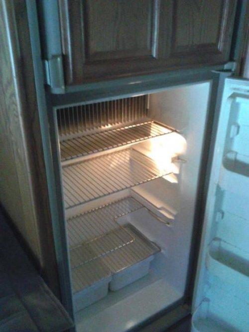 Econoline fridge