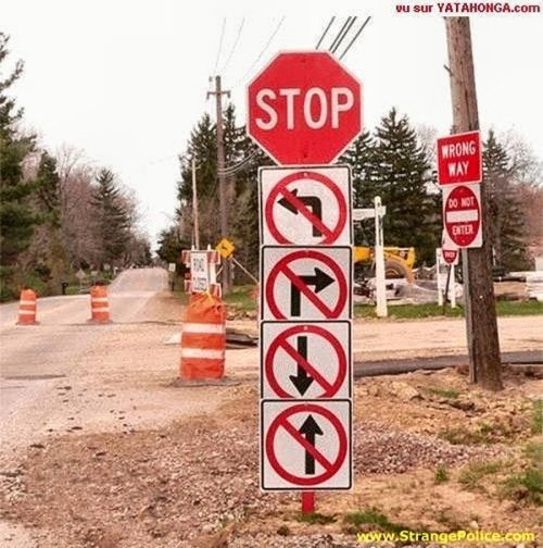 roadsigns
