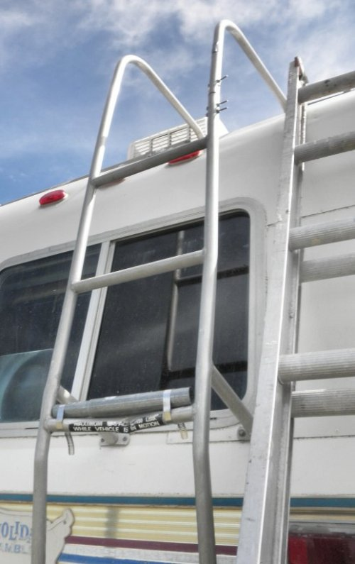RV ladder repair 5