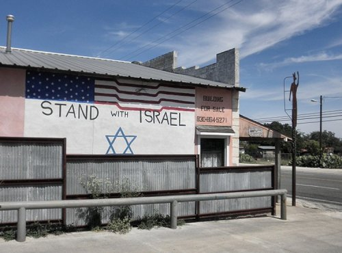 Stand with Israel harper tx