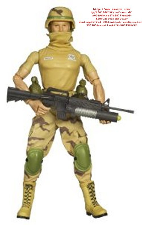 GI Joe doll 2