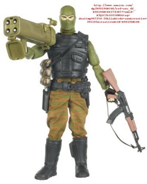 GI Joe doll s