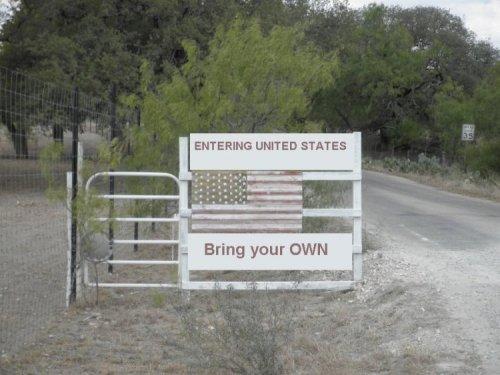 US Border crossing byo2
