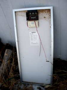 solar collector controller