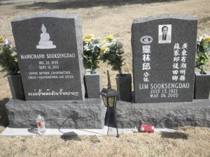 The elaborate grave-marker phenomenon spans cultural boundaries.