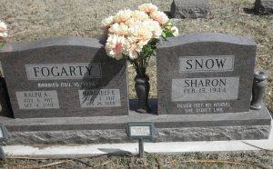 "Sharon Snow Fogarty is evidently still alive, but she knows how she wants to be remembered: ""She never met an animal she didn't like."""