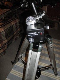 Meade 114mm EQ 1 drive