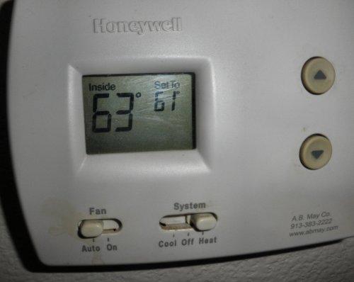 thermostat jan 18 2018