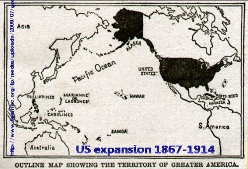 US expansion 1867 1914