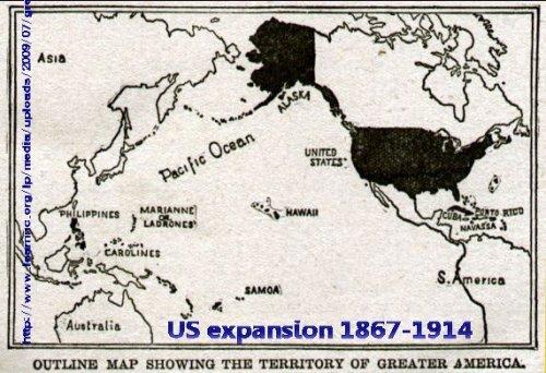US expansion 1867 1914