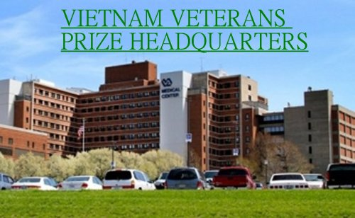 Vietnam vets prize headquarters