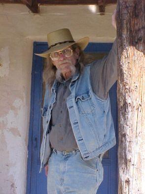 Jack at 24 Camino los Altos